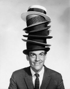 Stack of hats