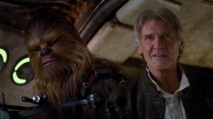 """Chewie....we're home"""