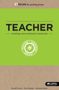 Teacher - Conversational Community