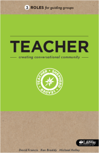 Teacher - Conversational Community