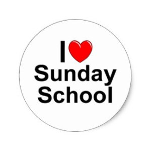 10 ways to lift up Sunday School during your worship